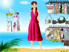 Barbie Beach Dress Up