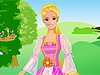 Barbie Princess Aankleden