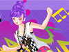 Disco girl dressup