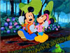 Mickey and Minnie Puzzle