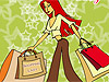 Shopping Lady Dress Up