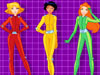 Totally Spies mode missie
